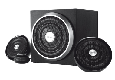 Trust GXT 621 2.1 Power Sound Speaker Set