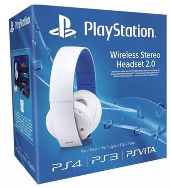 Sony PS4 - Wireless Stereo Headset 2.0