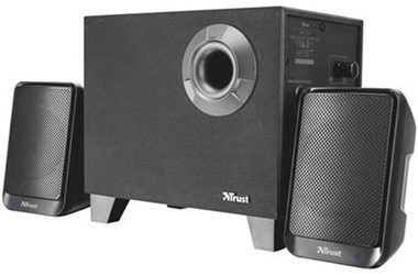 Trust EVON Wireless 2.1 Speaker Set černá