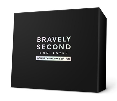 Nintendo 3DS Bravely Second: End Layer Deluxe Collector's Edition
