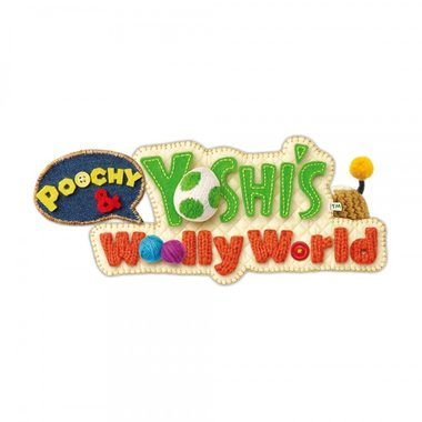 3DS Poochy Yoshi's Woolly World
