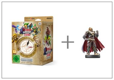 Nintendo 3DS Hyrule Warriors: Legends Limited Edition + amiibo 41