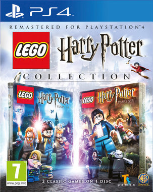 Sony PS4 LEGO Harry Potter Collection