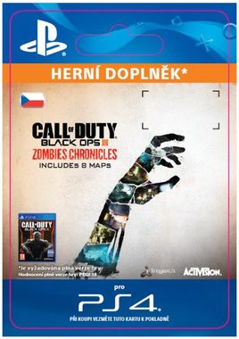 PS4 Call of Duty Black Ops III: Zombies Chronicles