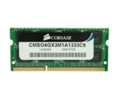 Corsair 4GB SO-DIMM DDR3 1333MHz