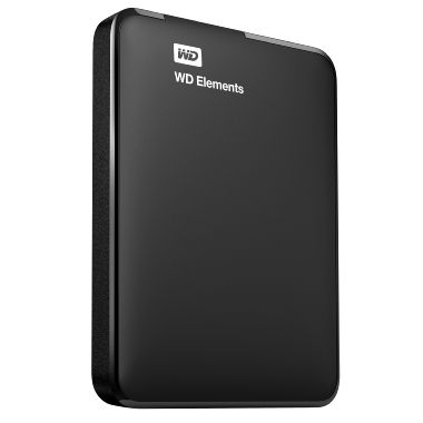 Western Digital WD Elements Portable 750GB + POUZDRO