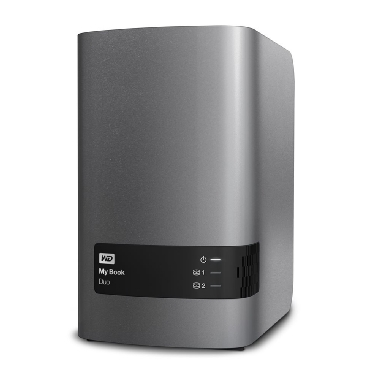 Western Digital WD My Book Duo 6TB