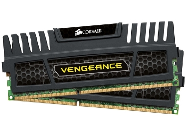 Corsair Vengeance Black 16GB DDR3 1600MHz