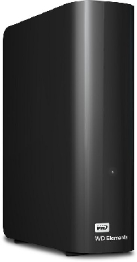 Western Digital WD Elements Desktop 5TB
