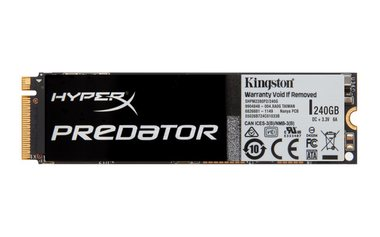 Kingston HyperX Predator 240GB