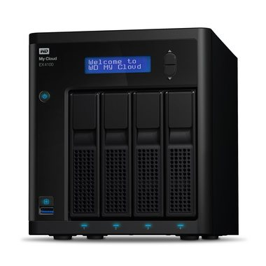 Western Digital WD My Cloud EX4100 24TB
