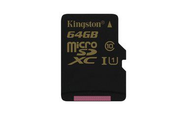 Kingston Micro SDXC 64GB