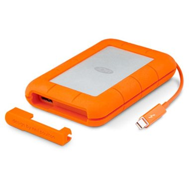 Western Digital LaCie Rugged v2 1TB