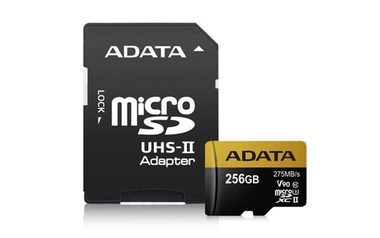 ADATA Premier One microSDXC 256GB + SD adaptér