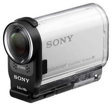 SONY HDR-AS200VR Action Cam + Live View ovladač